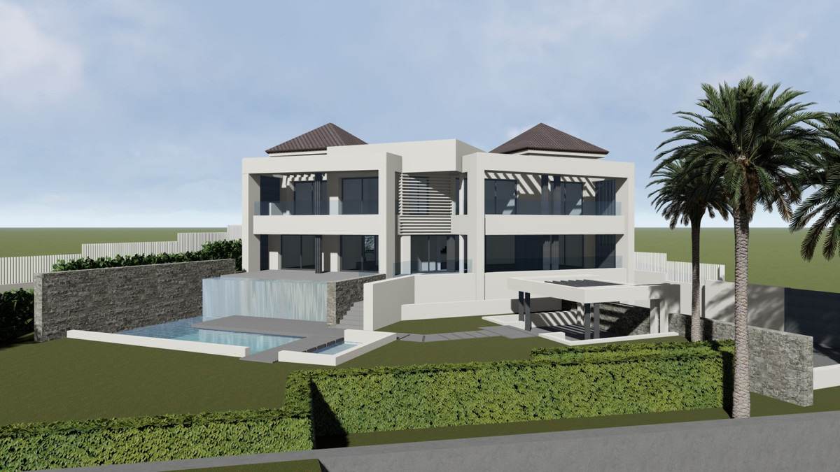 New Development: Prices from €2,850,000 to €2,850,000. [Beds: 6 - 6] [,Spain