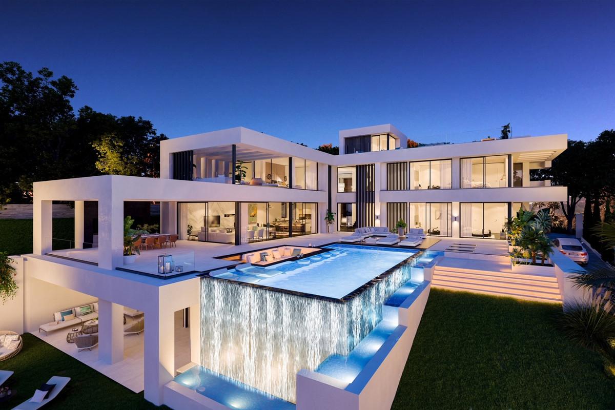 Villa i Benahavis