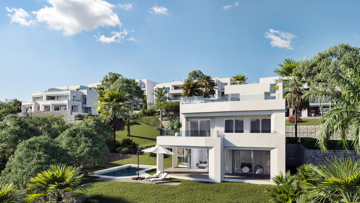 Semi-Detached Houses for sale in Marbella MCO3480121