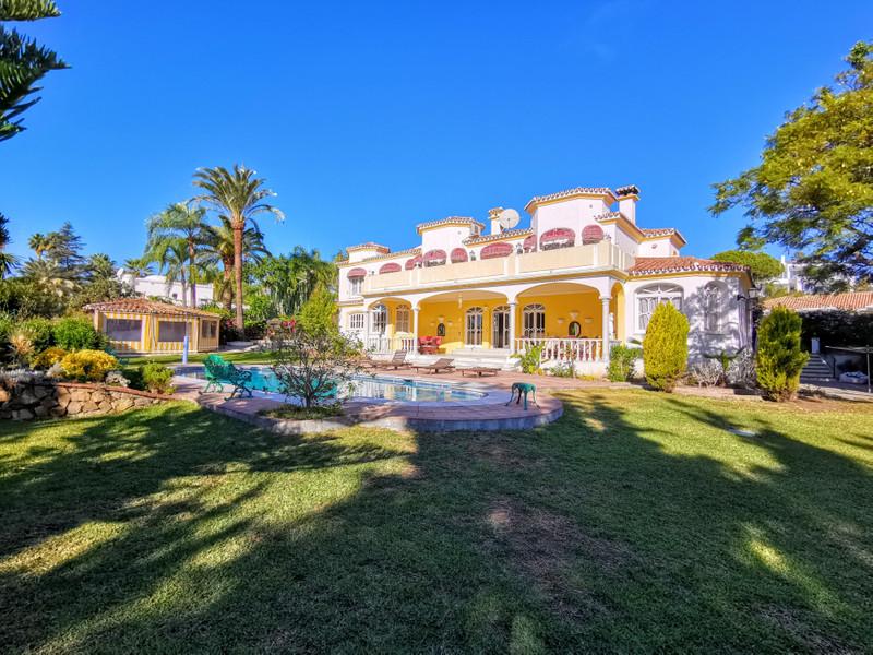 Villa – Chalet, Estepona – R3600644