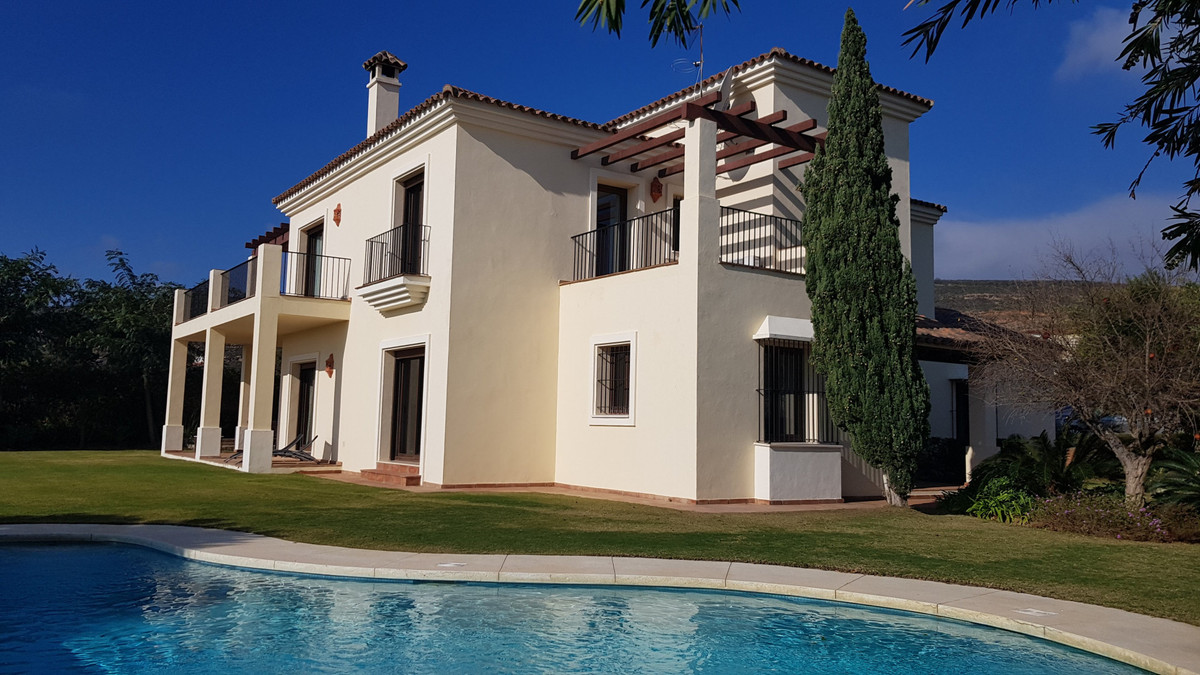 Stunning 4 bedroom villa for sale in San Diego near to Sotogrande. This is a beautiful, Andalucian s,Spain