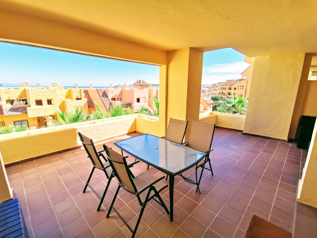 This is an absolutely immaculate 2 bedroom apartment in an elevated location within Duquesa Village., Spain