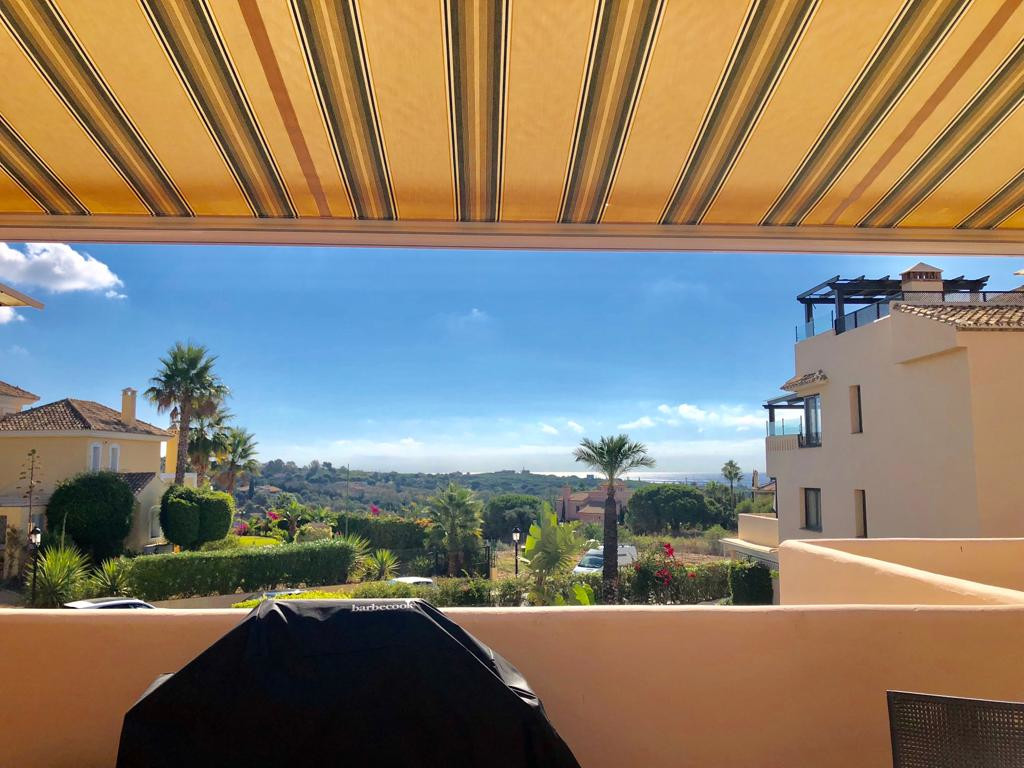 Lovely apartment with two bedrooms and two bathrooms located in the renowned residential area of San,Spain
