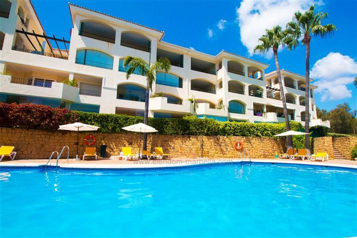 In one of the most desirable areas of Marbella, you find Hacienda Playa, walking distance to one of ,Spain