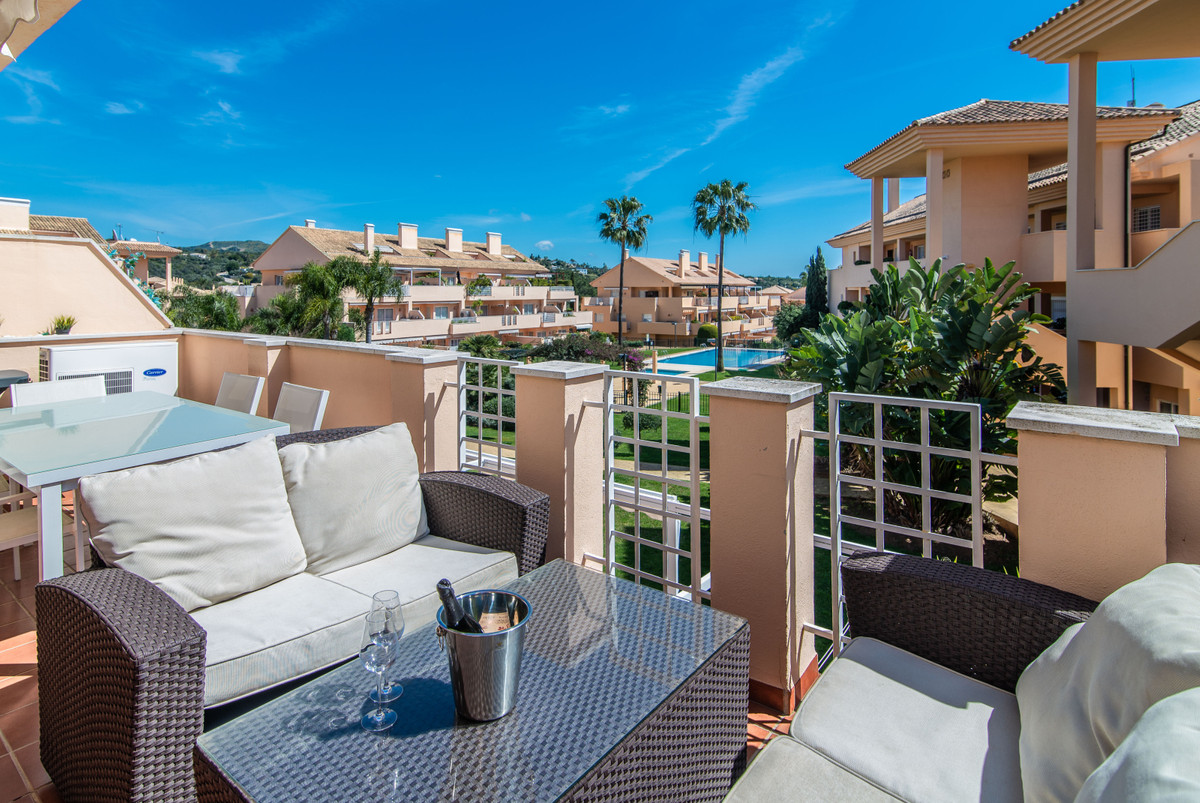 JARDINES DE SANTA MARIA: This spacious apartment comprises an entrance hall that drives to the bedro,Spain