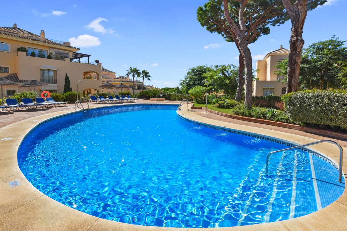 Beautiful south facing ground floor apartment with a sunny open aspect enjoying views towards the se,Spain