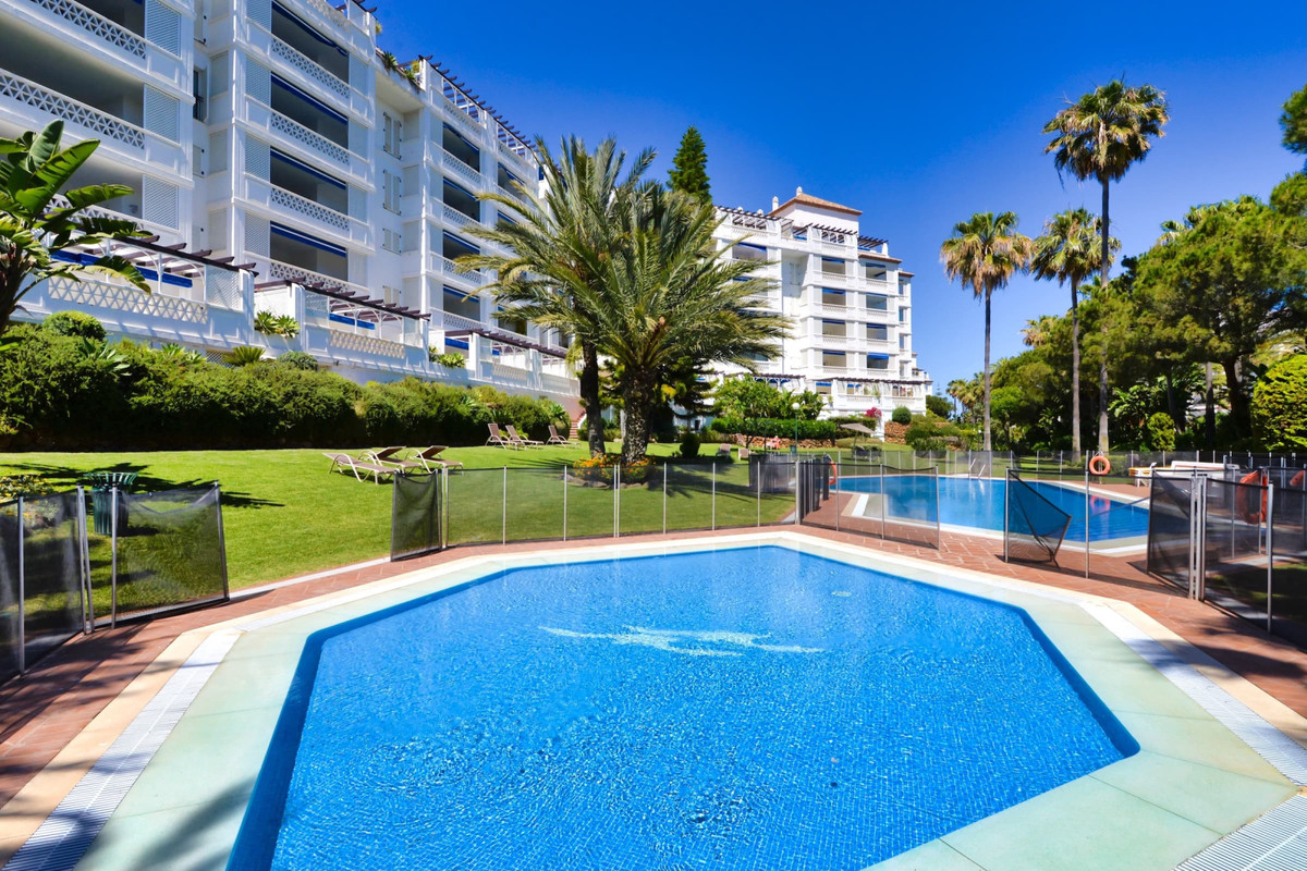 A large and bright penthouse with the unbeatable location of being in the Puerto Banus area with all,Spain
