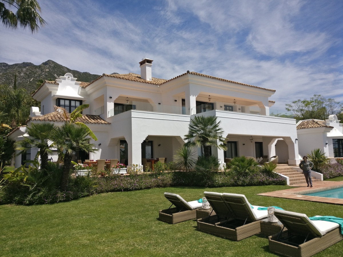 Mediterranean in style and Marbella in essence, it gives the impression of modernity by stylizing th,Spain