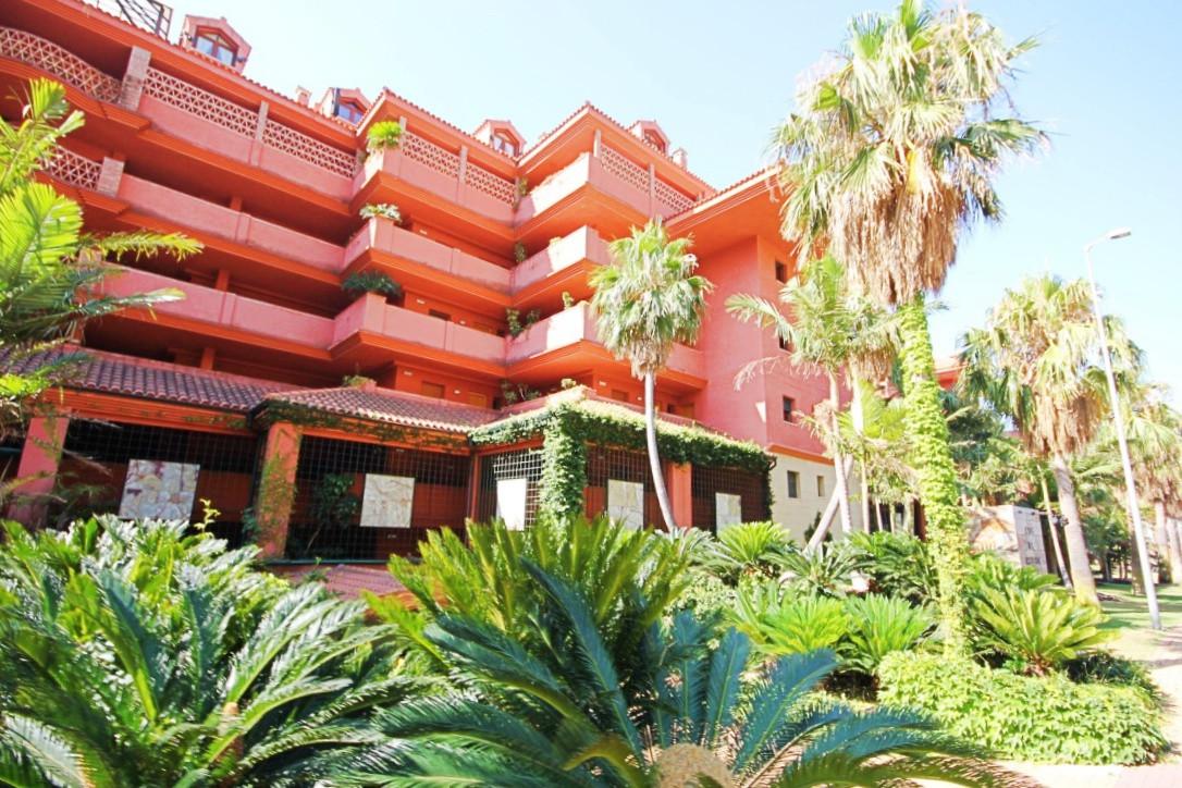 Lägenhet till salu i Benalmadena Costa, Costa del Sol