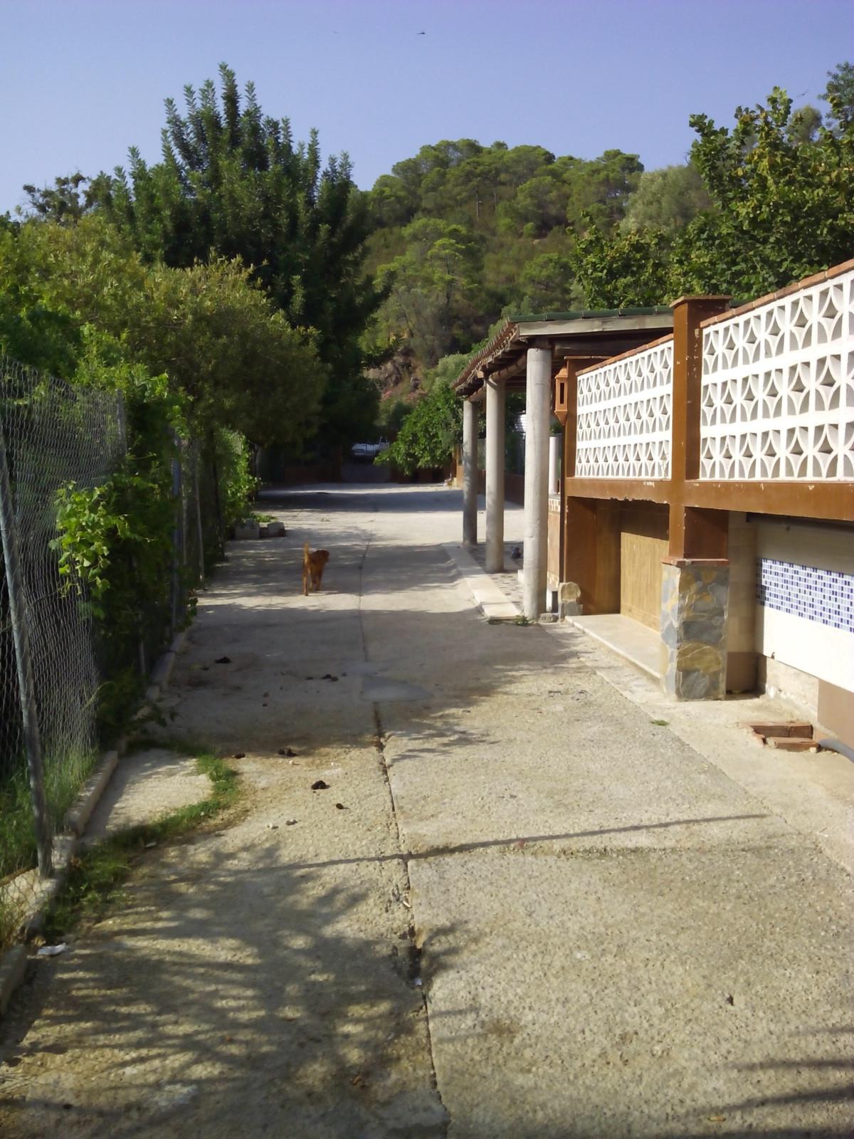 Villa for sale in El Padron, Costa del Sol
