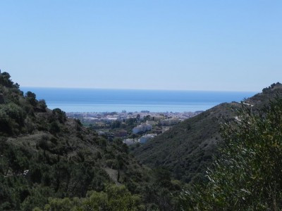Plot/Land for sale in El Madroñal, Costa del Sol