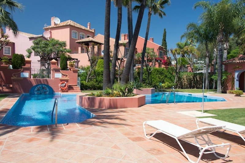 Townhouse for sale in Monte Halcones, Costa del Sol