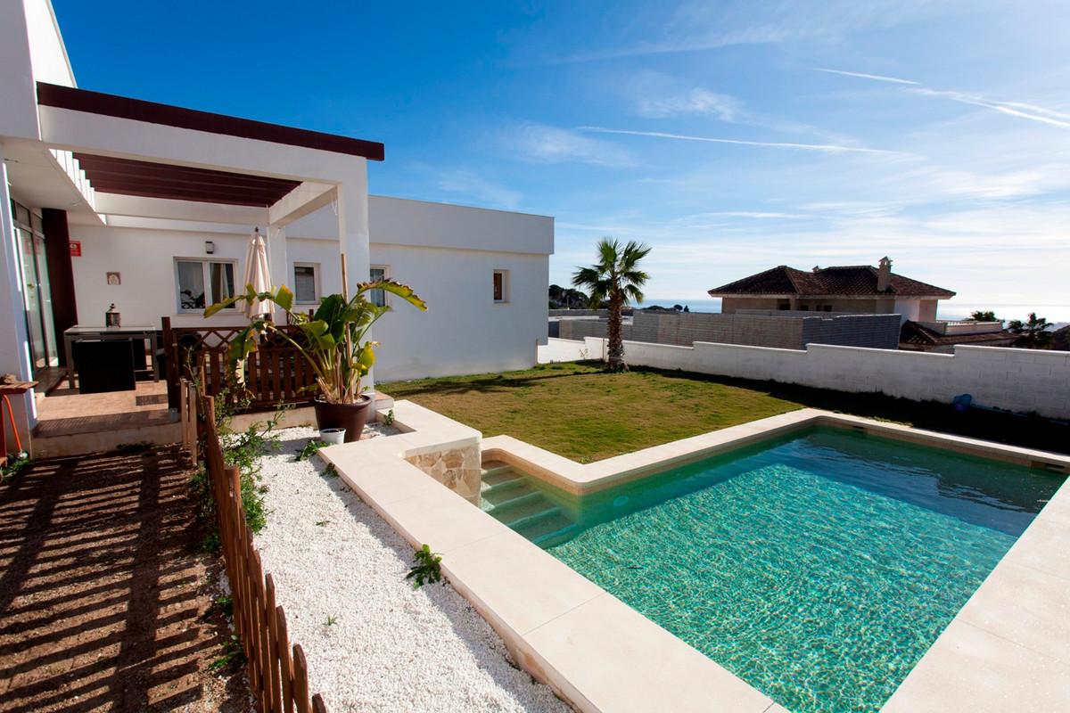 Villa till salu i Mijas, Costa del Sol