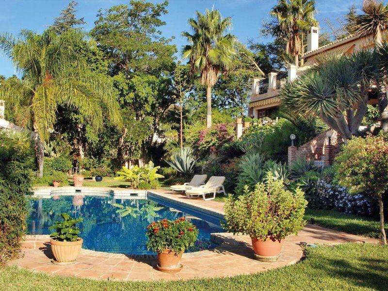 Villa till salu i Benahavís, Costa del Sol
