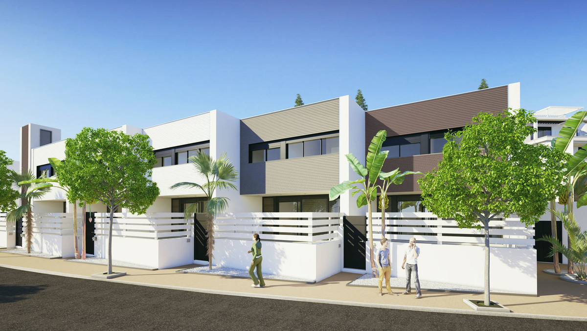 Townhouse for sale in New Golden Mile, Costa del Sol