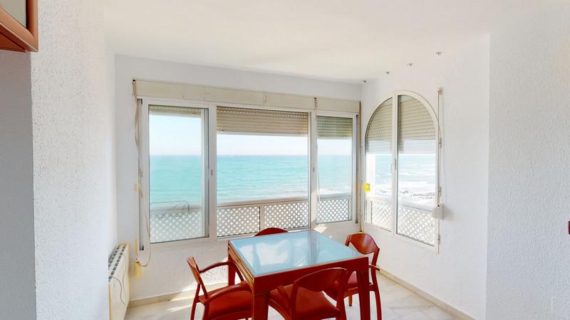 Апартамент средний этаж in Riviera del Sol