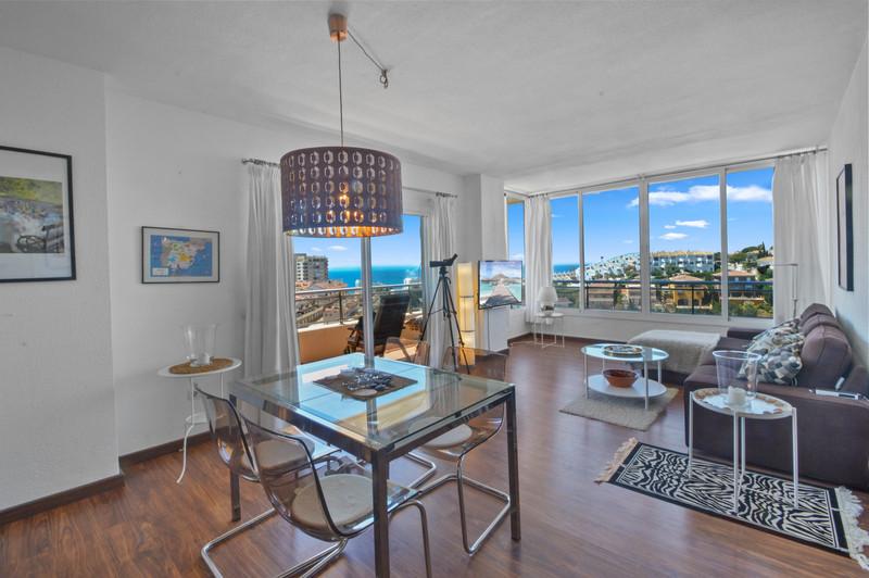 Top Floor Apartment in Benalmadena Costa
