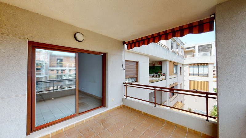 Middle Floor Apartment in Mijas