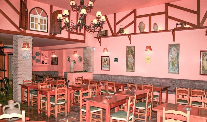 Marbella Banus Restaurante en venta en Benalmadena – R3291577