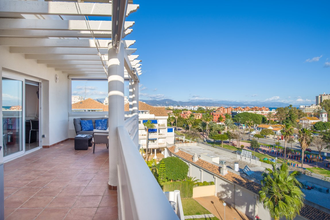 Penthouse for sale in Playamar