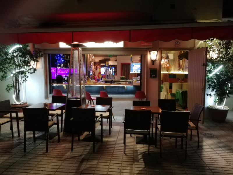 Bar in Marbella for sale