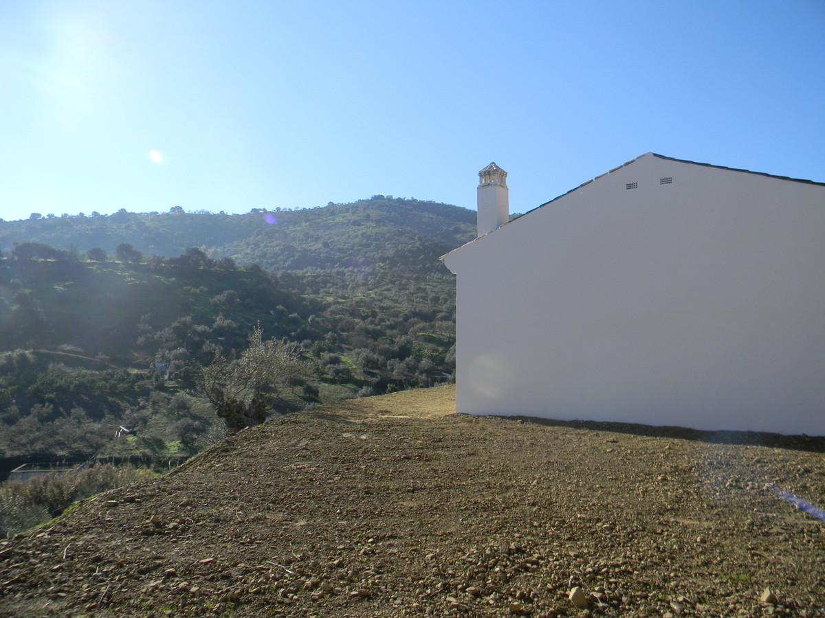 2 Bedroom Finca Villa For Sale Tolox