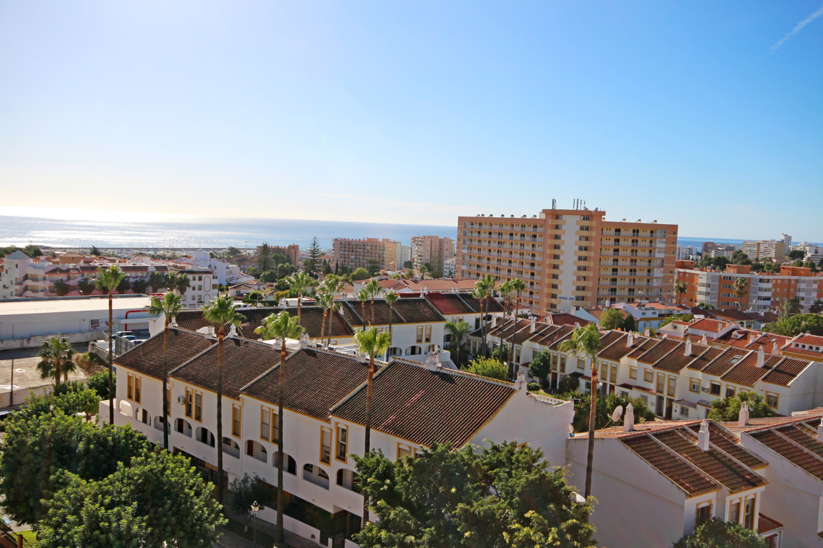 Housing located in the area of La Leala, which is on the seventh floor, with spectacular sea and the,Spain