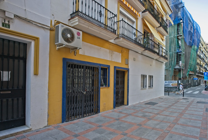 Commercial Premises in Fuengirola for sale