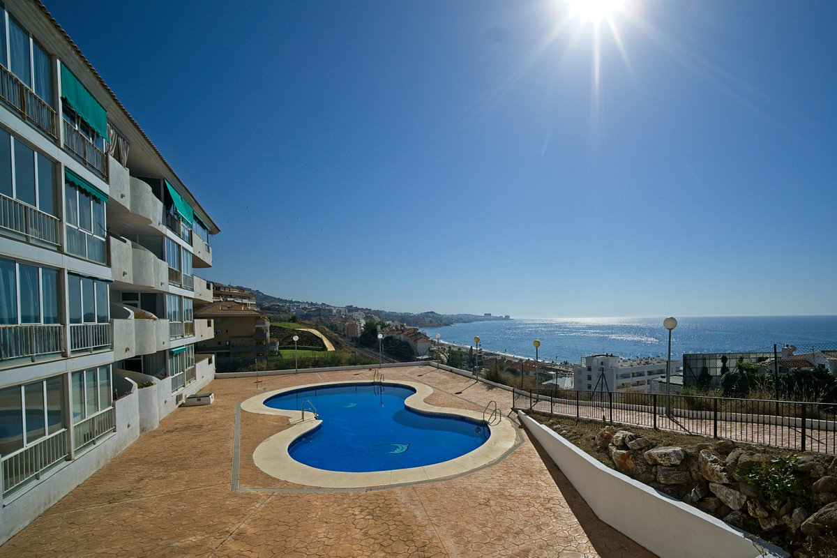 BANK REPO WITH A VIEW!!! Enjoy the most stunning sea views from this elevated ground floor apartment,Spain