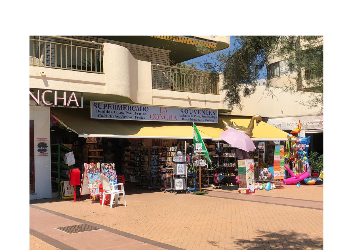 FULL OWNED PROPERTY - Commercial premises on the beachfront, on the promenade of Fuengirola. If you , Spain
