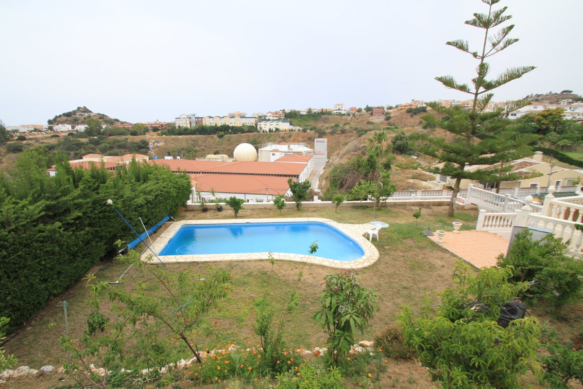 Villa near Benalmadena beach, very quiet area, very sunny, open views, is distributed on two floors,,Spain