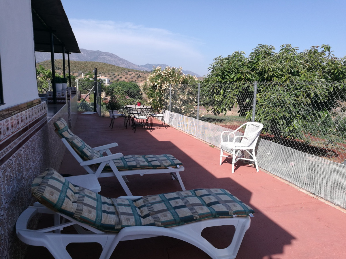 Rustic property with a registered house in Mijas Costa, Entrerios. The farm has 11800m2 with the hou, Spain