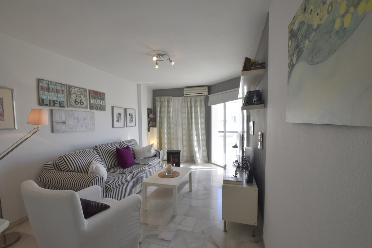 Middle Floor Apartment in Montemar R3413434