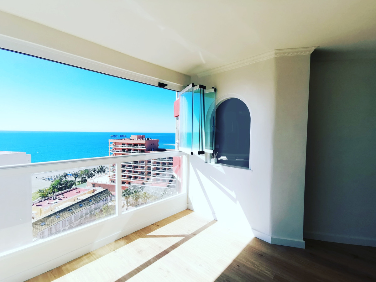 Stunning sea views! Prime location! Complex with direct access to the seafront !    Top floor apartm,Spain