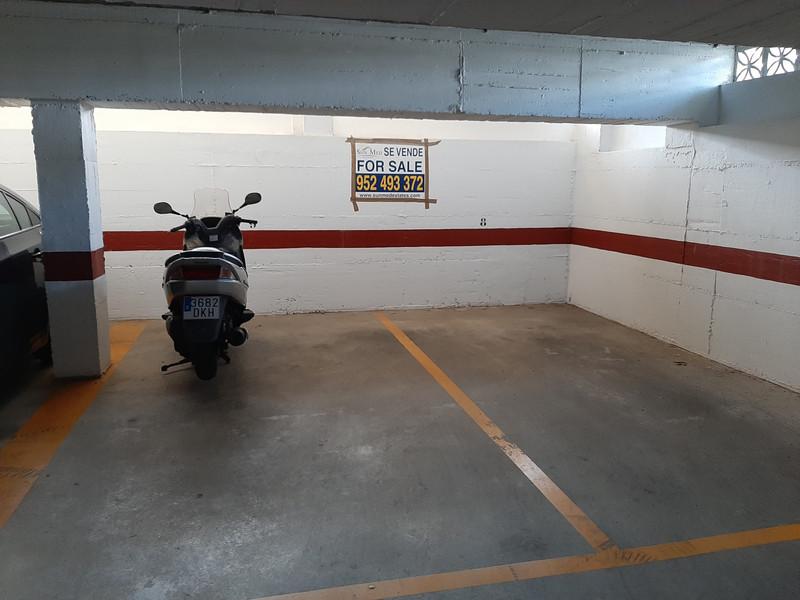 Parking Space in La Cala de Mijas