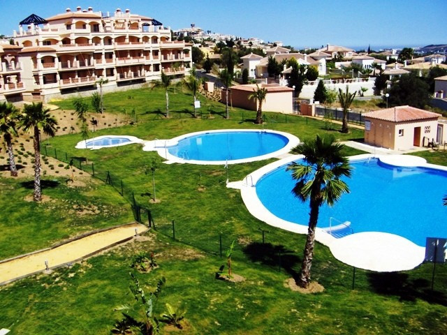 "Lovely apartment located in ""La Condesa de Mijas Golf"",  nice gated complex within the Urb, Spain"