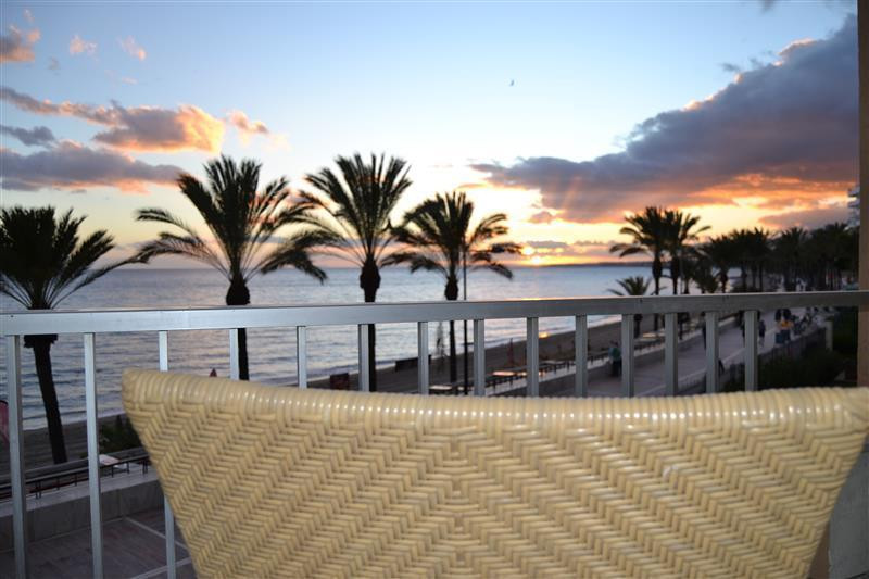 LUXURY FRONT LINE BEACH, MARBELLA Yes this apartment has that WOW factor, once you open the front do,Spain