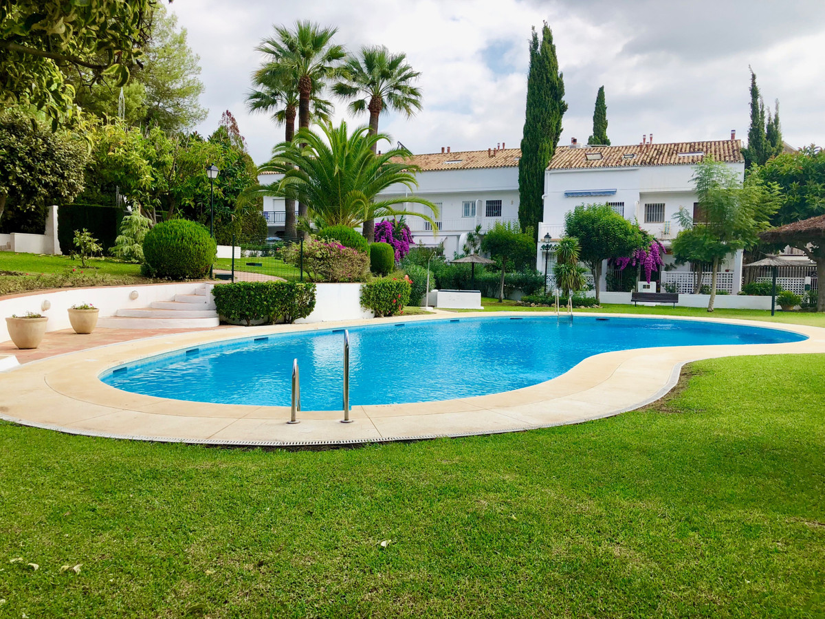 BRIGHT 4 BED CORNER TOWNHOUSE WITH PRIVATE GARDEN Can be rented fully / part / unfurnished.  Private, Spain