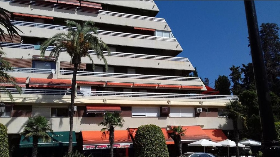 Beautiful two bedrooms apartment in second line from the beach located in Marbella Centre. The apart, Spain