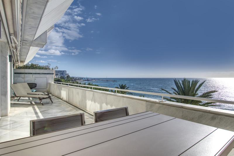 Tussenverdieping Appartement in Marbella