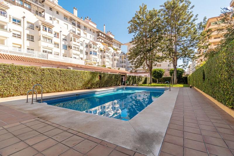Begane grond appartement in Fuengirola