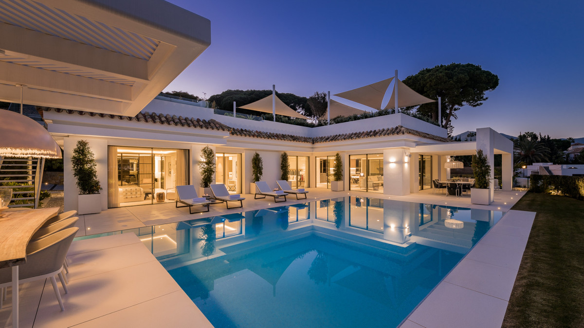 Casa Liceo is all about the views! This modern villa is uniquely designed to revolve around the amaz,Spain