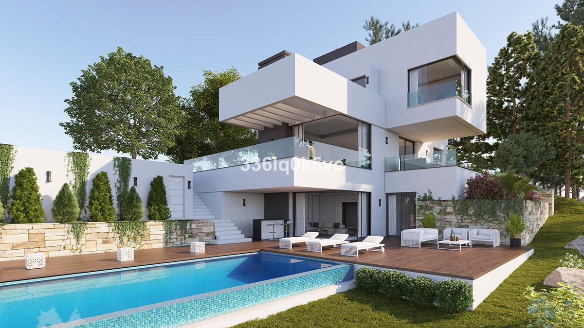Villa – Chalet en Venta en Benahavís – R3736297
