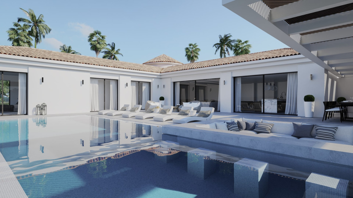 An extremely stylish residence built to the highest specifications and located in the sought after r,Spain