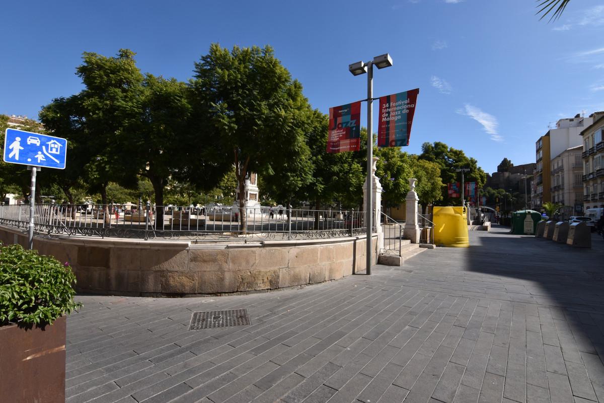 Restaurant for sale in Málaga Centro R3751606