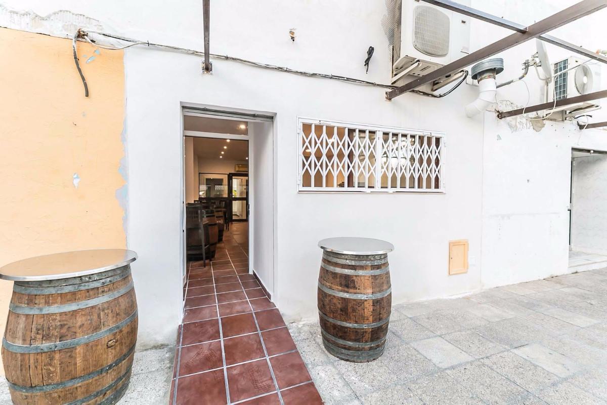 Commercial  Restaurant for sale   in Arroyo de la Miel