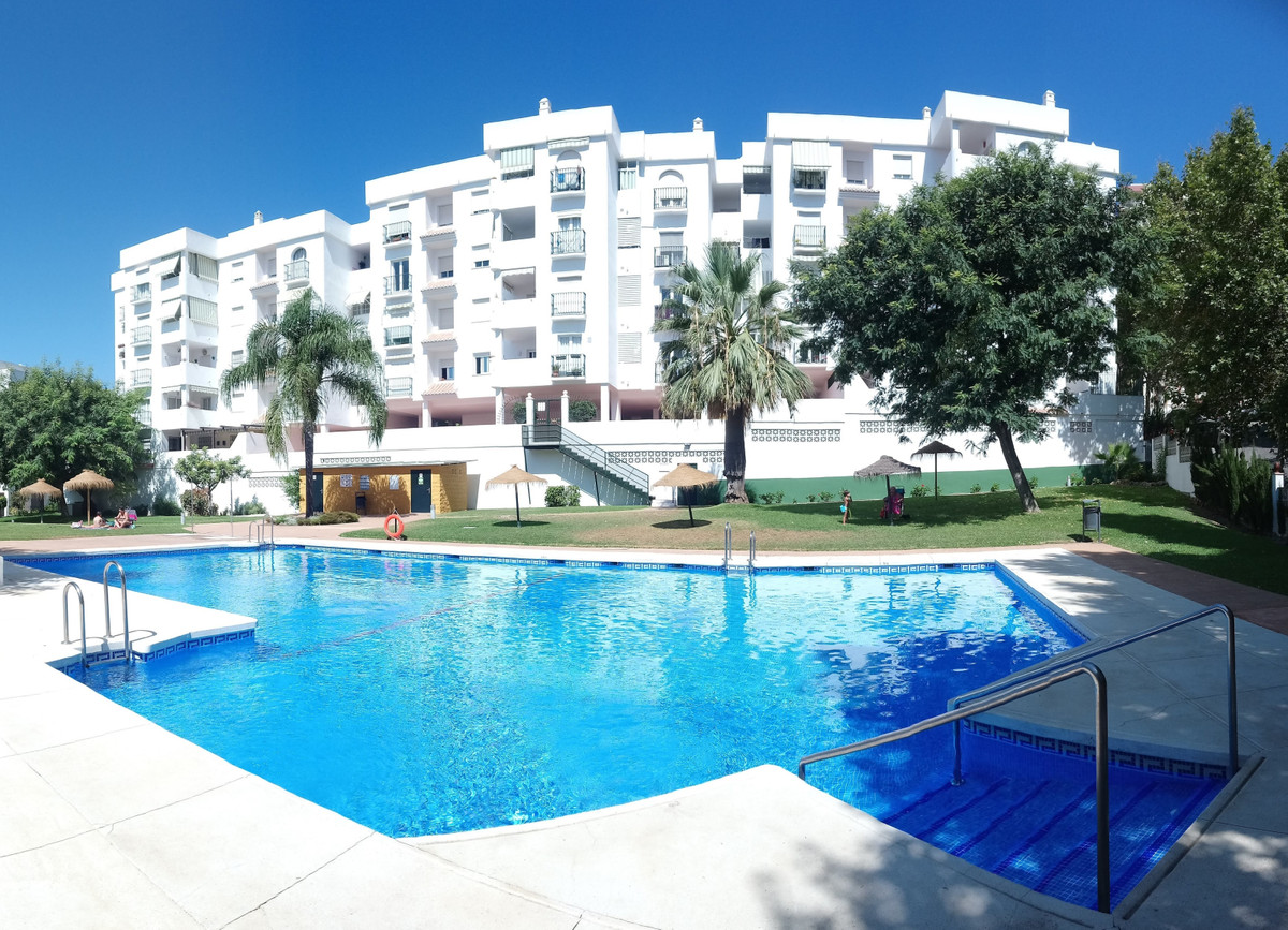 This apartment has the best location in Benalmadena Costa. It is located in an unbeatable environmen,Spain
