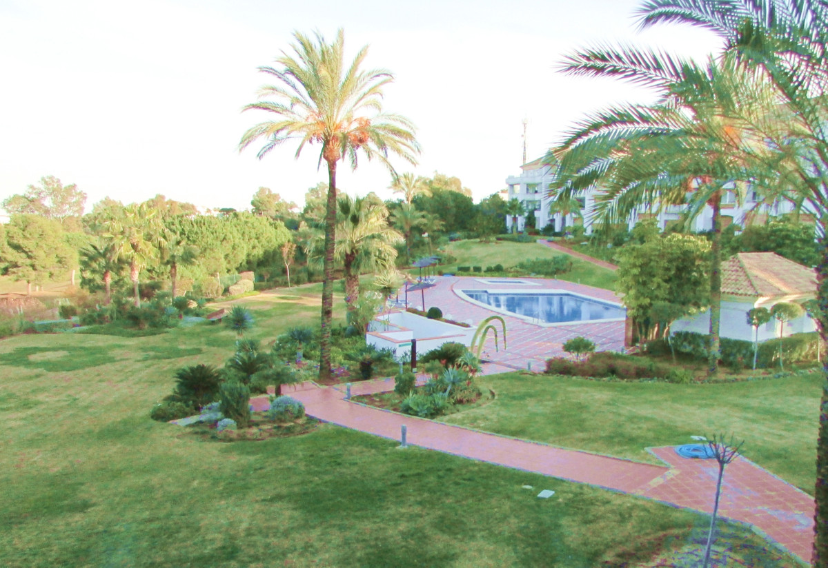 Private gated community with perfectly manicured gardens and a large pool  • Beautiful apartment wit,Spain