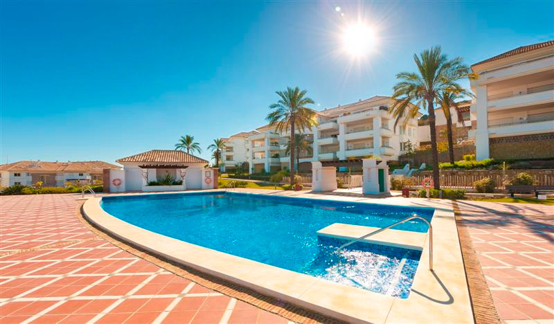 Ample 2 bedroom apartment with open views  A very spacious property with 2 bedrooms, 2 bathrooms and,Spain