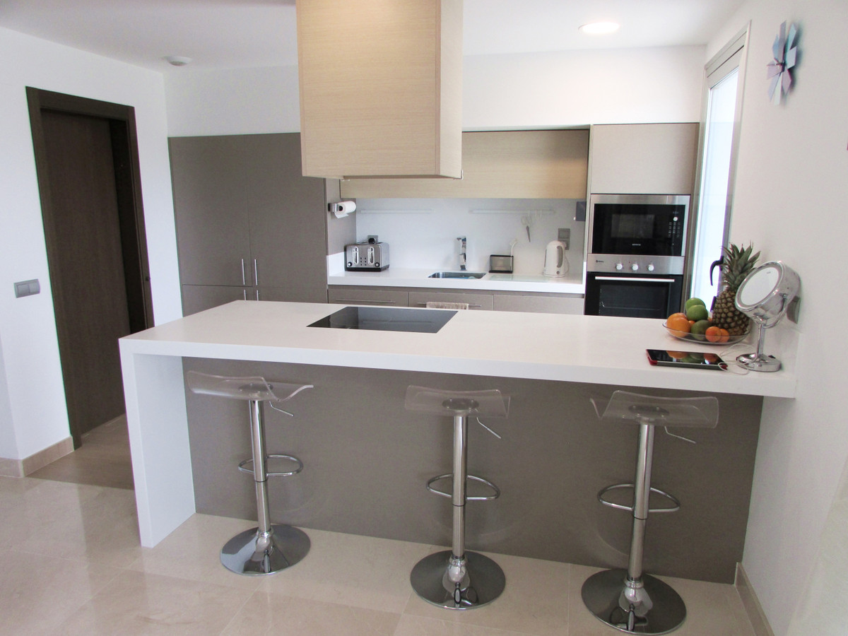 Newly built 3 bedroom apartment with contemporary design Splendid apartment with golf and mountain v,Spain